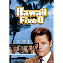Hawaii Five-O: Season 2 (1968)