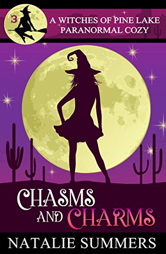 Chasms and Charms (A Witches of Pine Lake Paranormal Cozy Book - Amalie Collection