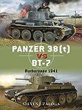 Panzer 38(t) vs BT-7: Barbarossa 1941