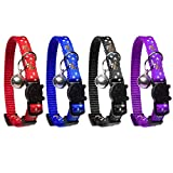 Upgraded Version - Cat Collar Stars and