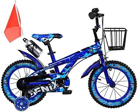 YUMEIGE Bicicletas Bicicletas Infantiles, con Asiento KettleRear ...