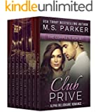 Club Prive Complete Series Box Set: Alpha Billionaire Romance