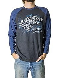 Calhoun Game of Thrones Men's House Sigil Raglan Shirt