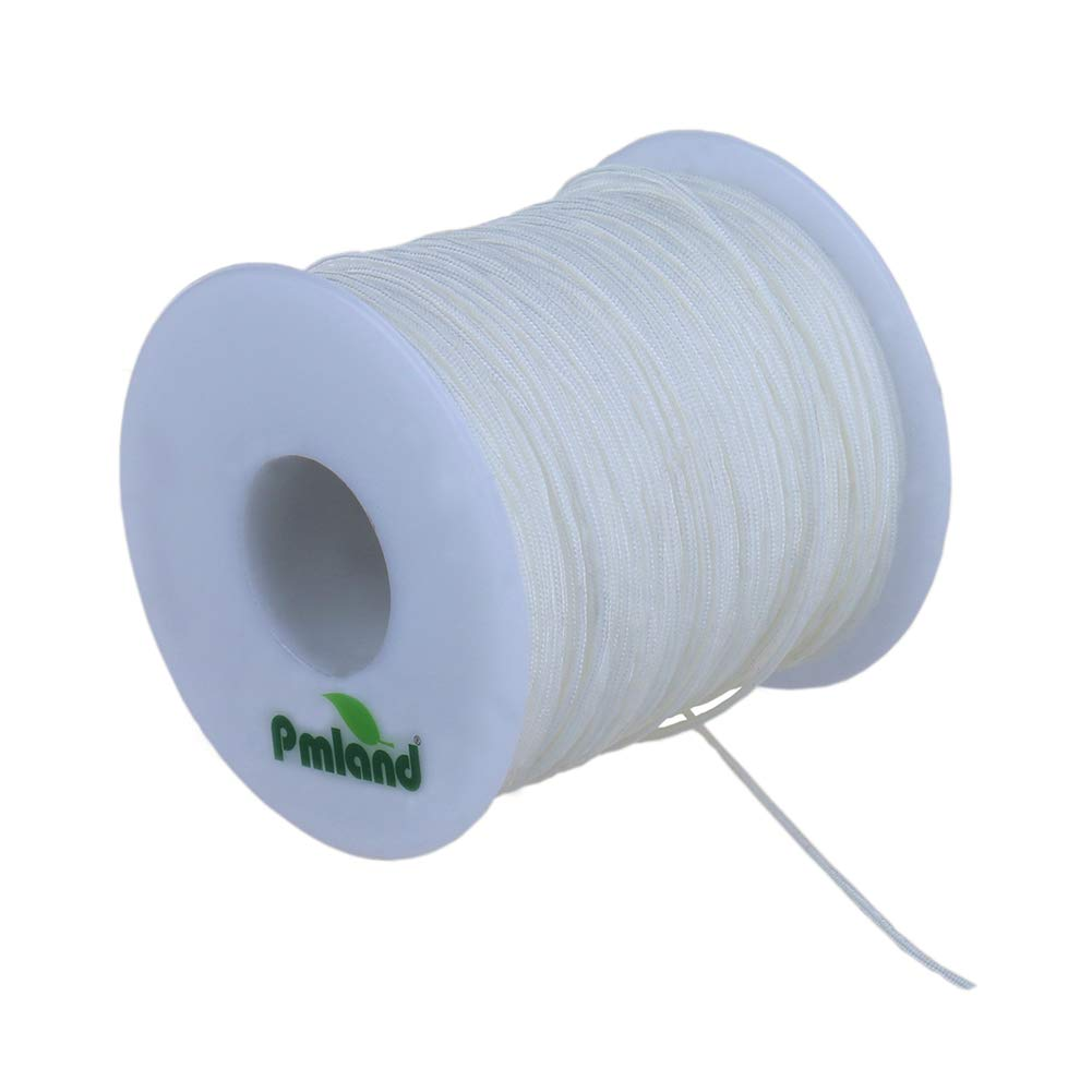 1 X Roll of 100 Yards Lift Shade Cord 1.2 mm by PMLAND