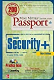 img - for Mike Meyers' CompTIA Security+ Certification Passport, Third Edition (Exam SY0-301) (Mike Meyers' Certficiation Passport) by T. J. Samuelle (2011-06-14) book / textbook / text book