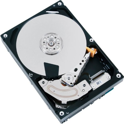 Toshiba HDD MG03SCA400 4TB SAS II 6Gb/s 7200RPM 64MB 3.5inch Bare Drive by Toshiba