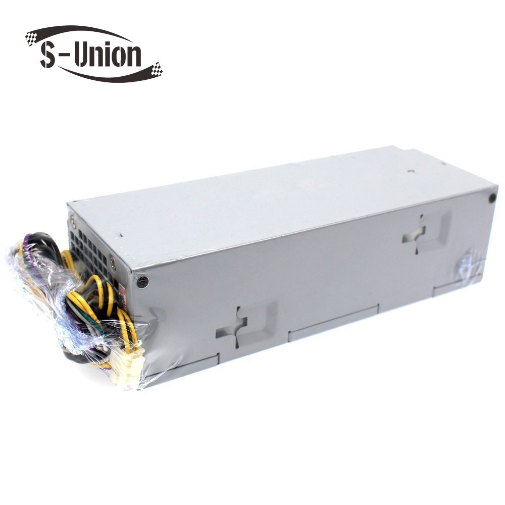 S-Union New 240W Power Supply for Dell Optiplex 3040 5040 7040 3650 3656 SFF THRJK 4GTN5 D7GX8 HGRMH 2P1RD H62JR 3RK5T B024NM-00 HU240AM-00 AC240EM-00