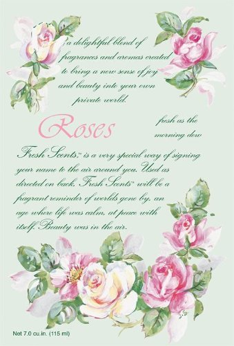 Fresh Scents Sachets BSD (Roses)
