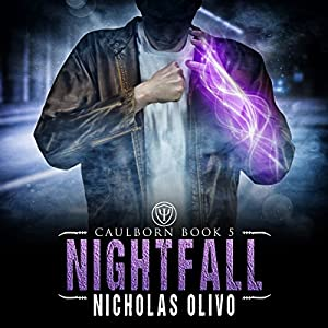 Nightfall: Caulborn 5 Audiobook
