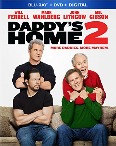 Daddy s Home 2 [Blu-ray] [Blu-ray] - Seller: gelavi storefront - New / Nuevo (D)