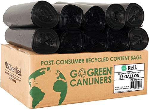 Reli Recyclable Eco Friendly Trash Gallon product image