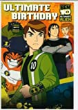 BEN 10 ULTIMATE ALIEN BOYS BIRTHDAY CARD WITH ENVELOPE by Cartoon Network