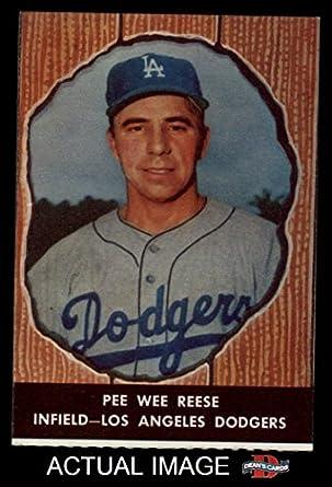 Amazoncom 1958 Hires Root Beer 23 Xtab Pee Wee Reese