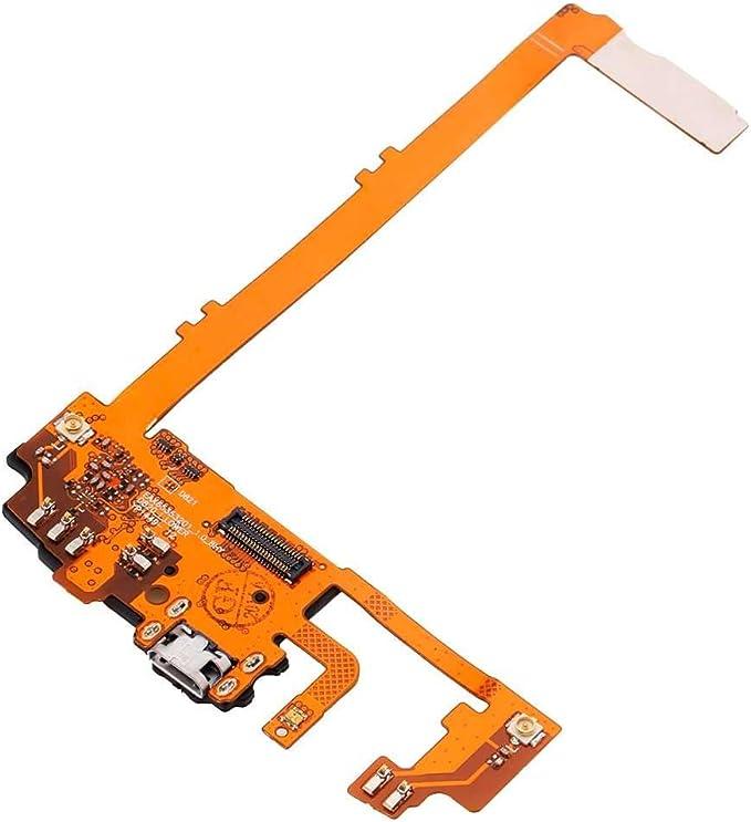 Ociodual Flex Conector Carga LG Google Nexus 5 D820 D821 Cable Dock Micro USB Microfono