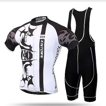 Sddlng Traje de Jersey de Bicicleta de montaña - Correa ...