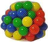 Package of 100Balls multicoloridas.