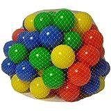 Ozbozz – 100 Balles Multicolores – Ø 5,5 cm (Import Royaume-Uni)