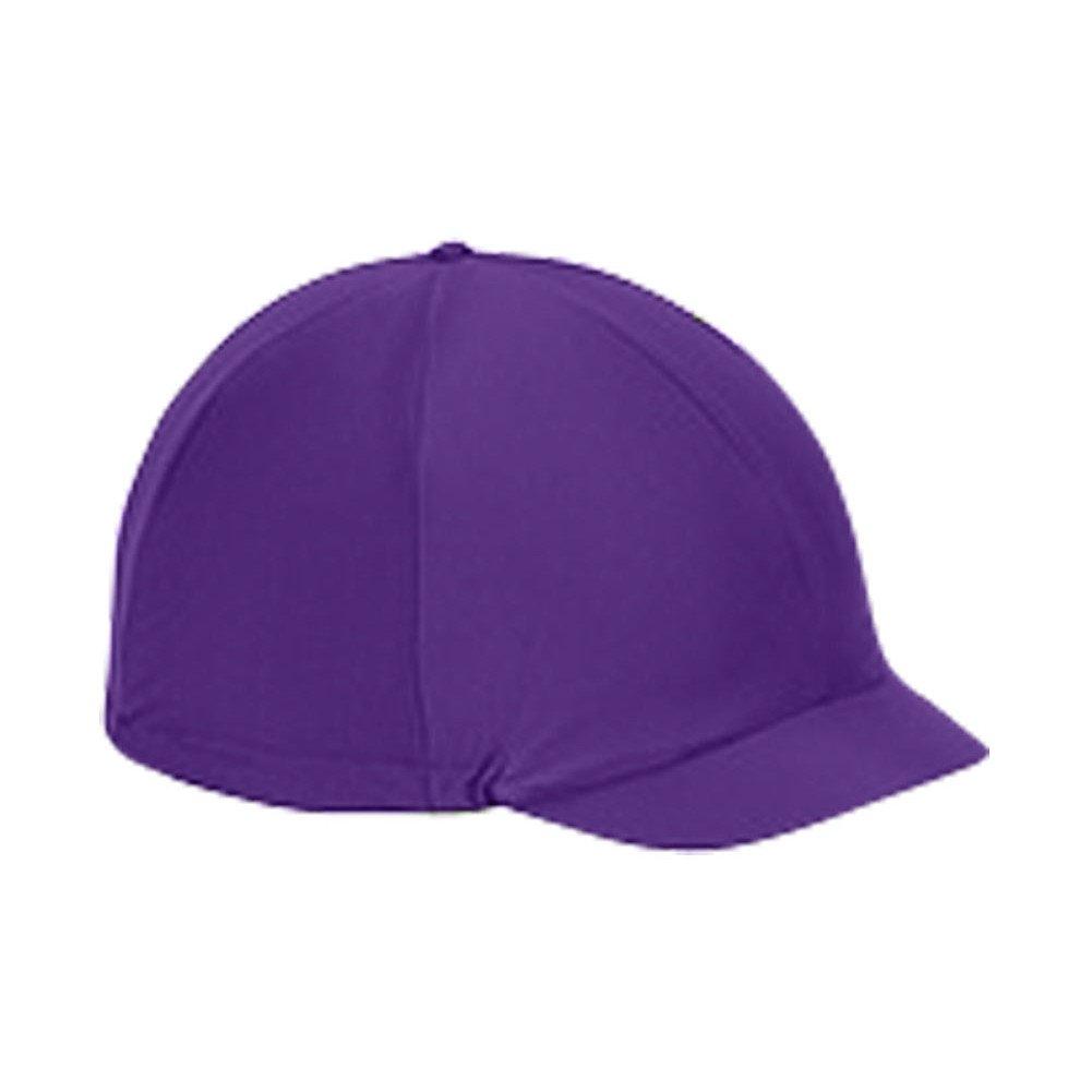 Shires Casquette bombe Shires couverture pour casque Turquoise Shires Virtual