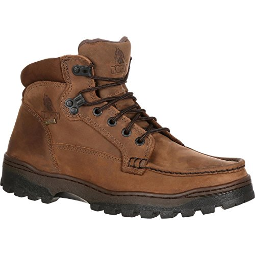Rocky Outback Gore-TEX Waterproof Hiker Boot Tan