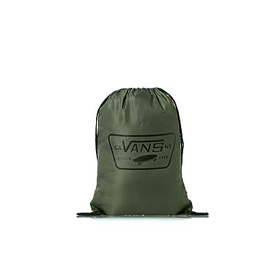 Saco Sport Vans - League Bench Bag Verde Anchorage Ripstop: Amazon.es: Deportes y aire libre