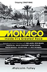 Featuring some of F1's biggest stars, including Bernie Ecclestone, Nico Rosberg, Damon Hill, Ross Brawn (Schumacher's old team boss who won the race with him), and David Coulthard, as well as members of McLaren and Ferrari, Folley's bo...