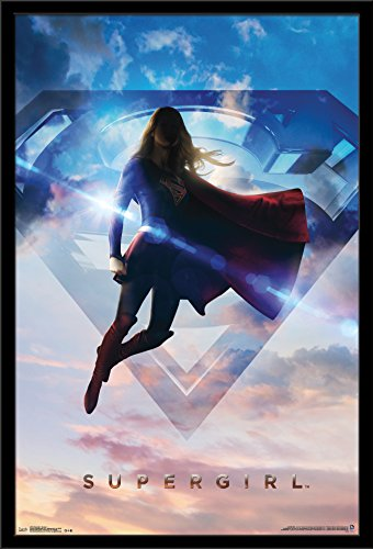 (Trends International Wall Poster Supergirl Season 1, 22.375 x 34)