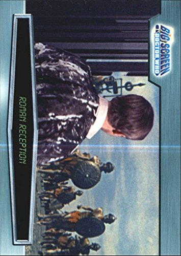 2003 Doctor Who Big Screen #50 Roman Reception - NM-MT (Screen Reception)