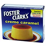 Foster Clark's Creme Caramel Mix and Topping, 71 Gram (Pack of 72)