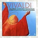 ヴィヴァルディ;グローリア ニ長調 R.589 (Vivaldi: Gloria; Magnificat)
