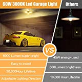 LED Garage Light 3000K Warm White Garage Light