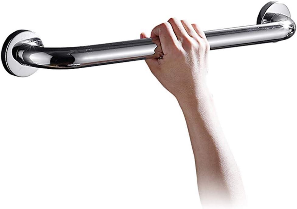 DWW Stainless Grab Bar Barrier-Free Bathtub Shower Safety Handrail - Bathroom Balance Bar for Elderly, Kid, Disabled, Bearing 100kg (220Ib) (Size : 42in)