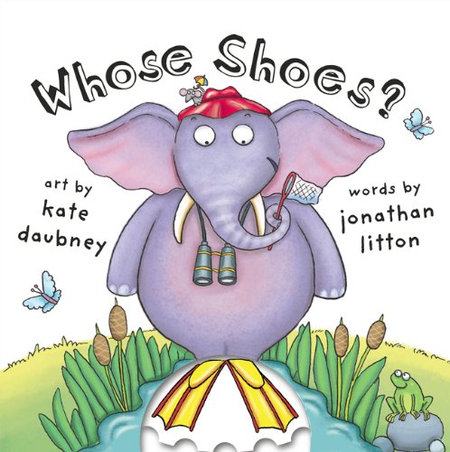 Whose Shoes? PDF