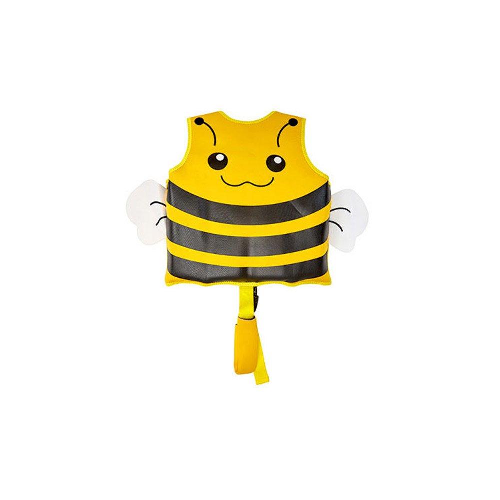 【お気に入り】 BANZ 子供用パドルジャンパーライフジャケット Bee スイミングベストスイム 14.1インチ x 14.3インチ 14.3インチ 14.1インチ 30ポンド 45ポンド Yellow Bee B07D2GHNMR, ロンドベル(LONDBELL):2c6620c0 --- a0267596.xsph.ru