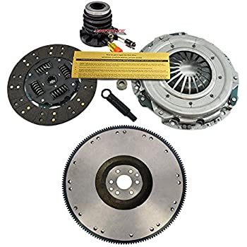 EFT PREMIUM HD CLUTCH KIT w/ SLAVE w/ FLYWHEEL 1997-08 FORD F-150 STX XL XLT 4.2L
