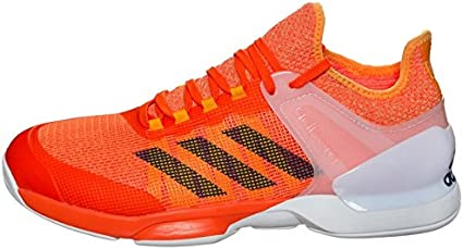 mago ético bomba  adidas Chaussures Homme Adizero Ubersonic 2.0 Orange PE 2017: Amazon.fr:  Sports et Loisirs