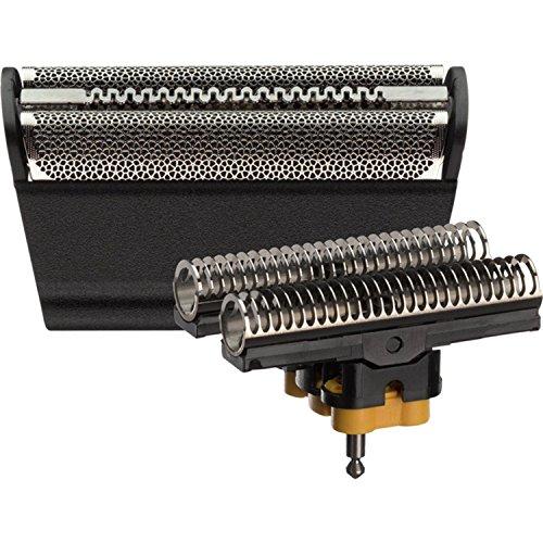 Braun Series 3 30B Foil & Cutter Replacement Head, Compatible with Series 1 (130s, 195s) & Series 3 (300s, 310s, 320s, 340s, 350cc, 380s, 390cc, 3010s, 3040s, 3050cc)
