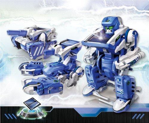 3 in 1 solar robot - 7