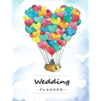 Wedding Planner: Checklist & Organizer, Budget-savvy, Essential Tools to Plan the Perfect Wedding, Worksheets, Etiquette, Calendars