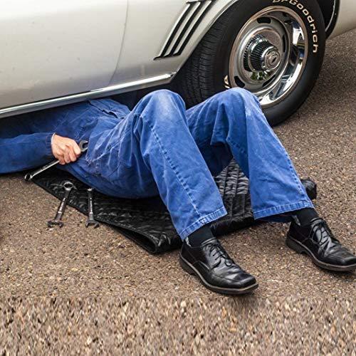 Huikai Magic Automotive Creeper Pad Repair Creepers Rolling Pad For Working On The Ground Black by Huikai (Image #1)