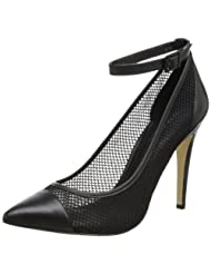 Bcbg Women's Cynthia Ankle-High Leather Pump