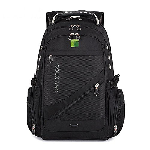Laptop Backpack - Water Resistant Business Computer Bag With