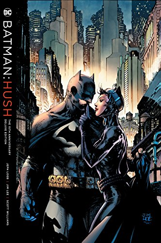 Batman Hush: The 15th Anniversary Deluxe (Jim Lee Batman)
