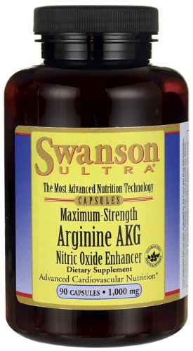 Force maximale Arginine Akg 1 000 mg 90 Caps