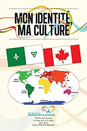Mon Identité, Ma Culture (French Edition) eBook: Liliane Mwamba ...