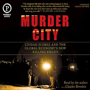 Murder City Audiobook