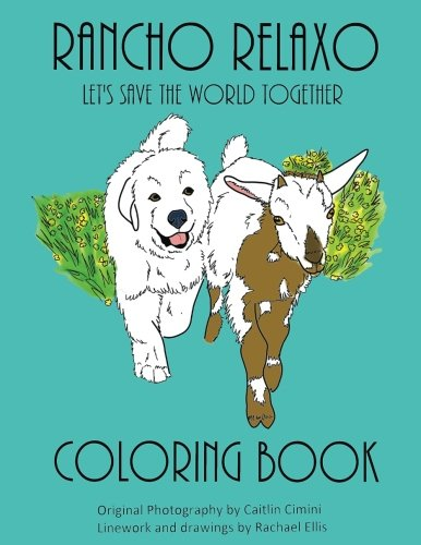 Rancho Relaxo Coloring Book pdf