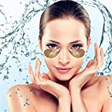 Eye Gel Pads Under Eye Treatment Mask 64PCS Black