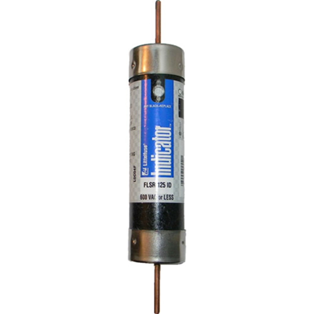 Littelfuse FLSR-125 (125A), 600VAC/300VDC, Dual Element Time-Delay Class RK5 Fuse, Fast Shipping!!