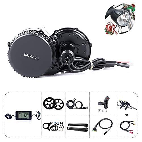 Bafang Electric Bike Conversion Kit Bicycle Motor Kit BBS02B Mid Drive 750W Electric Motor for Bike