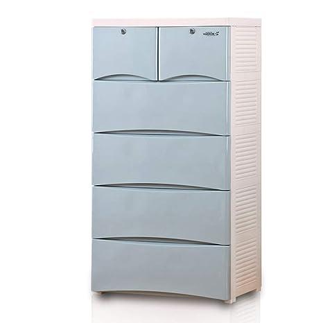 C-J-Xin Espese los armarios, Tipo de cajón de Varias Capas ...